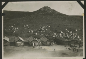 Hospital and infirmary for refugees, [1922]