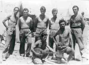 Α' Τάγμα 1948. Καλοκαίρι