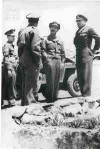 Βεντήρης Κ., Στρατηγός