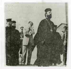 Επίσκεψη του Μητροπολίτη Κιτίου Μακάριου