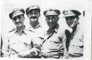 Διοικητές του Α' Τάγματος Σκαπανέων