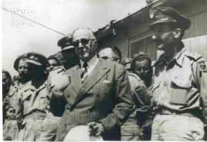 Επίσκεψη του βουλευτή Μπέη Μαυρομιχάλη στη Μακρόνησο