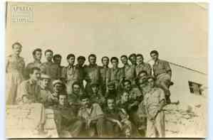 Α' ΕΤΟ, Ιούλιος 1954 «Σύρμα»