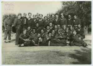 Ομάδα σκαπανέων του Α' Τάγματος