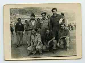 Στρατιώτες του Γ' Τάγματος