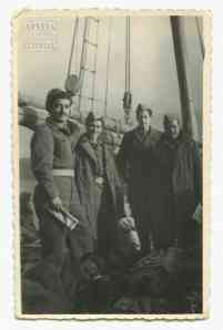 Στο καΐκι μας Ιανουάριος 1948 31 ημέρα Σαββάτου