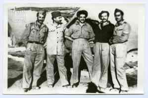 Στρατιώτες του 2ου Λόχου του Α' Τάγματος Σκαπανέων