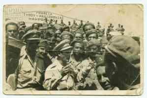 Διοικητές και στρατιώτες του Γ' ΕΤΟ