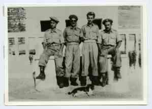 Β' Ειδικό Τάγμα Οπλιτών: Απομόνωση, 1953