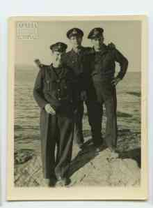Πρώην υπαξιωματικοί του Βασιλικού Ναυτικού στη Μακρόνησο
