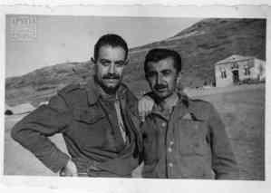Σταματόπουλος Σταμάτης και Μαυρομάτης Βασίλης