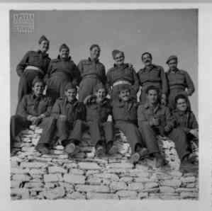 Στρατιώτες του Γ' Τάγματος Σκαπανέων