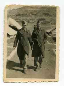 Οι Τερζόπουλος Π. και Σαρρής Γ.