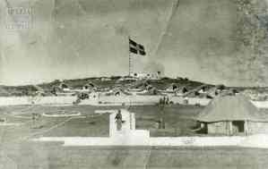 Άποψη του Α΄ Τάγματος Σκαπανέων, τέλη 1947