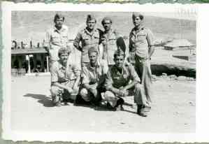 Soldiers of the Third Battalion