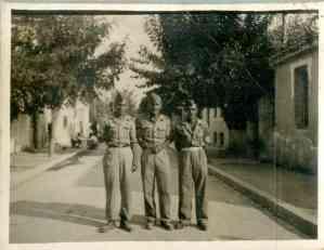 Στρατιώτες στο Κέντρο Εκπαίδευσης στον Βόλο