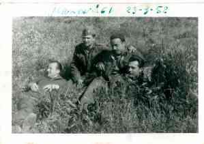 Στρατιώτες του Γ΄ Τάγματος Σκαπανέων
