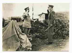 Α' Τάγμα 1947. Μακρόνησος