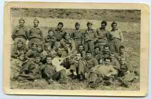 Minors political prisoners at the Third Sappers Battalion