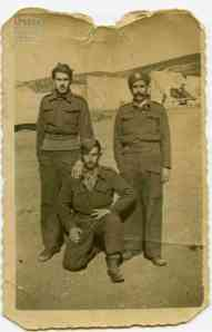 Ioannis Paidousis and other soldiers