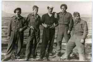 Α' Τάγμα, 8 Οκτωβρίου 1947
