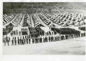 Γ' Τάγμα, Φθινόπωρο 1947