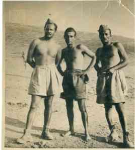 Μακρόνησος 1 Αυγούστου 1948
