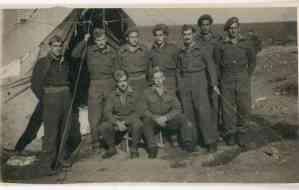 Α' Τάγμα Σκαπανέων, 1947 1ος Λόχος