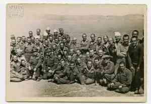 Αξιωματικοί στη Μακρόνησο