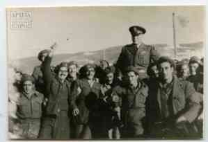 Στα χέρια των στρατιωτών ο Bαν Φλιτ