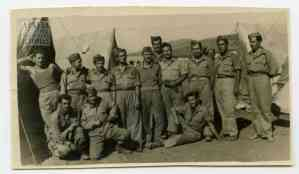 Soldiers of the First Sappers Battalion's 4th Company