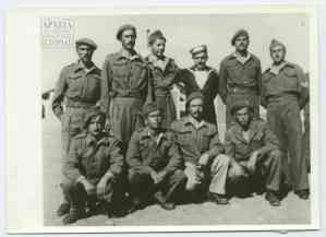 Soldiers of the Third Sappers Battalion from Lefkada