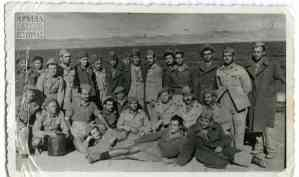 Soldiers of the First Battalion's 2nd Company