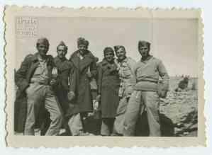 Στο Α' ΤΣ στρατιώτες της τελευταίας αποστολής από το Γ' ΤΣ
