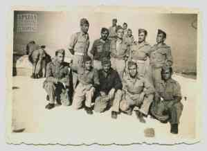 Detainees, untried, convicts at the Eptapyrgio Prison