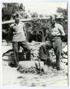 Οι Κουλιούμπας Α. και Βιτανιώτης Αθ. στο Λιόπεσι
