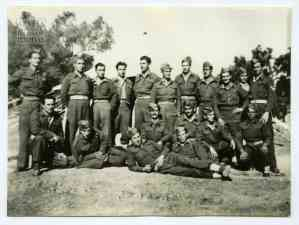 Soldiers of the First Battalion soldiers in Liopesi