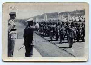 Παρέλαση του Β' Τάγματος