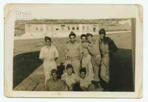 Στρατιώτες του Β' Τάγματος