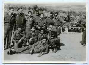 At the First Special Privates Battalion