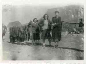 Women exiles at Makronissos