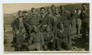 Στρατιώτες του 1ου Λόχου του Α' Τάγματος Σκαπανέων