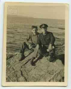 Former Royal Navy NCOs at Makronissos