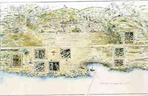 Α΄Τάγμα. Ο καταυλισμός από την εγκατάστασή του στη Μακρόνησο (20 Ιουλίου 1947) ως τις 29 Φεβρουαρίου 1948
