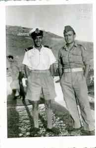 Sotiris Nikolaou and Apostolos (Tolias) Afendras