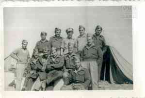 Soldiers of the Third Sappers Battalion